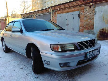 Nissan Cefiro 1997 - отзыв владельца
