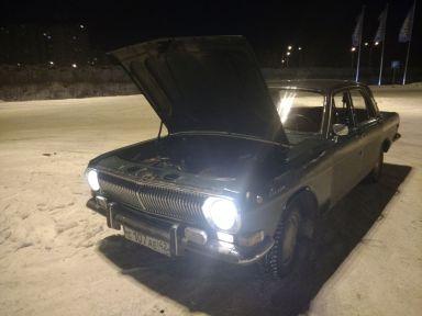 ГАЗ 24 Волга, 1980