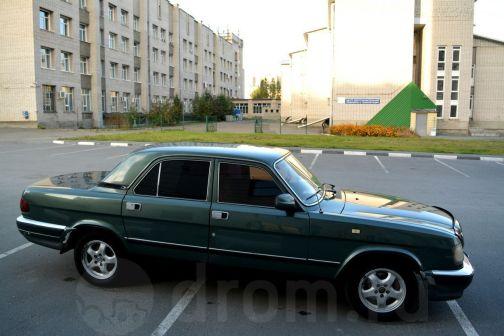 ГАЗ 3110 Волга 2002 - отзыв владельца