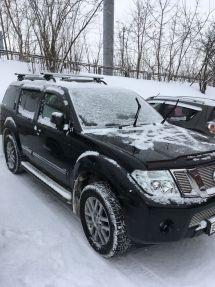Nissan Pathfinder, 2013