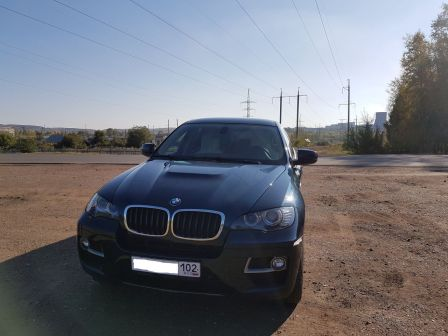 BMW X6 2012 - отзыв владельца