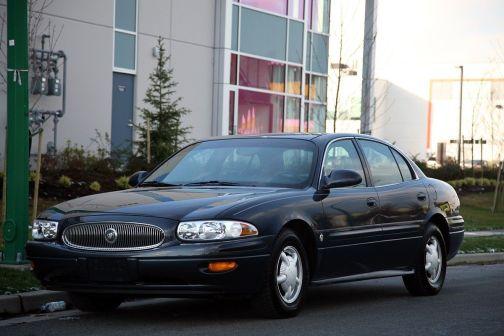 Buick LeSabre 2000 - отзыв владельца