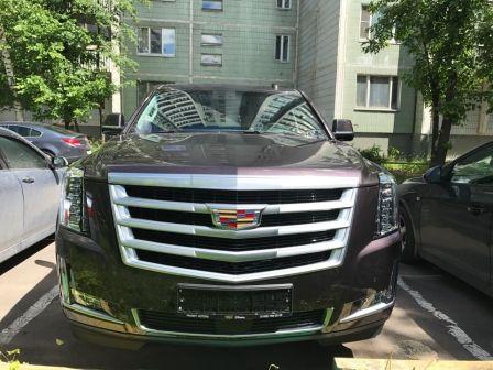 Cadillac Escalade  - отзыв владельца