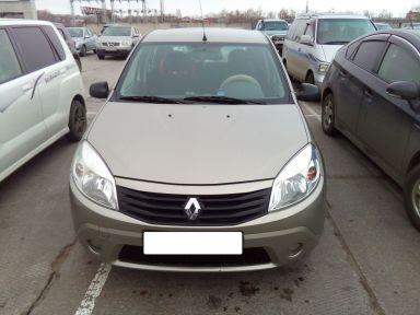 Renault Sandero 2012 отзыв автора | Дата публикации 19.01.2018.