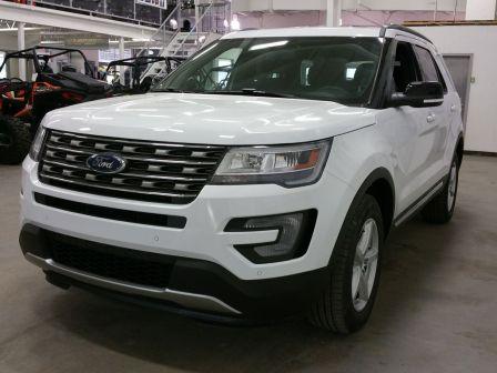 Ford Explorer 2017 - отзыв владельца