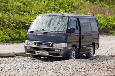 Nissan Caravan 1997 отзыв автора | Дата публикации 21.01.2018.