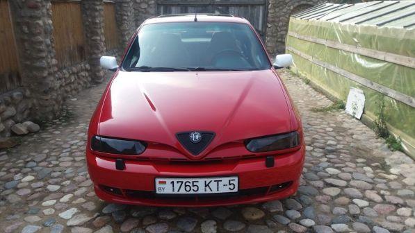 Alfa Romeo 146 2000 - отзыв владельца