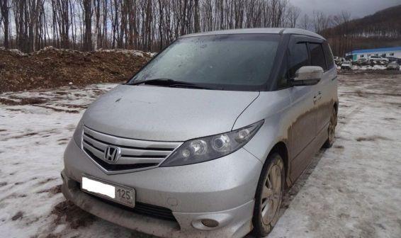 Honda Elysion 2010 - отзыв владельца