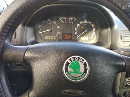 Skoda Octavia 2003 - отзыв владельца