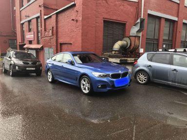 BMW 3-Series Gran Turismo, 2016