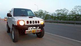 Suzuki Jimny, 1999