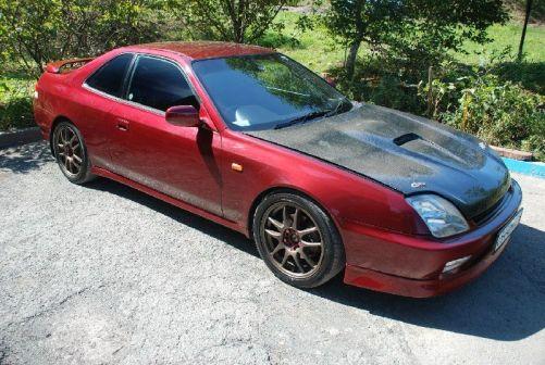 Honda Prelude 1997 - отзыв владельца