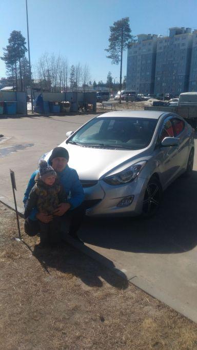 Hyundai Avante 2011 отзыв автора | Дата публикации 29.01.2018.
