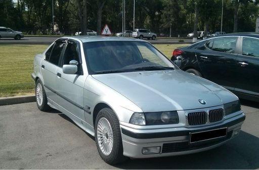 BMW 3-Series 1994 - отзыв владельца