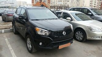 SsangYong Actyon, 2013