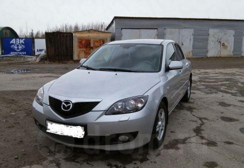 Mazda Mazda3 2007 - отзыв владельца