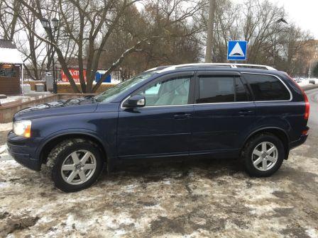 Volvo XC90 2013 - отзыв владельца