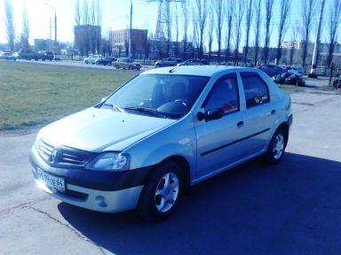 Renault Logan, 2008