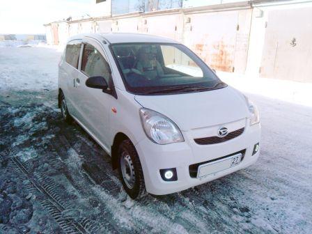 Daihatsu Mira 2013 - отзыв владельца