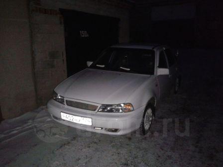 Daewoo Nexia 1996 - отзыв владельца