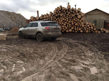 Ford Explorer 2015 - отзыв владельца
