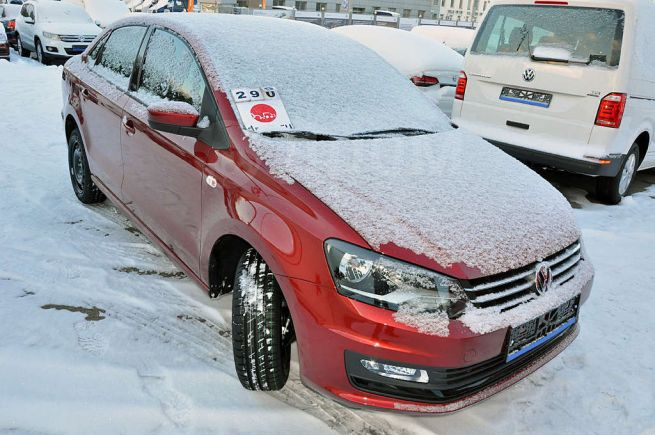 Volkswagen Polo, 2017 год, 815 480 руб.