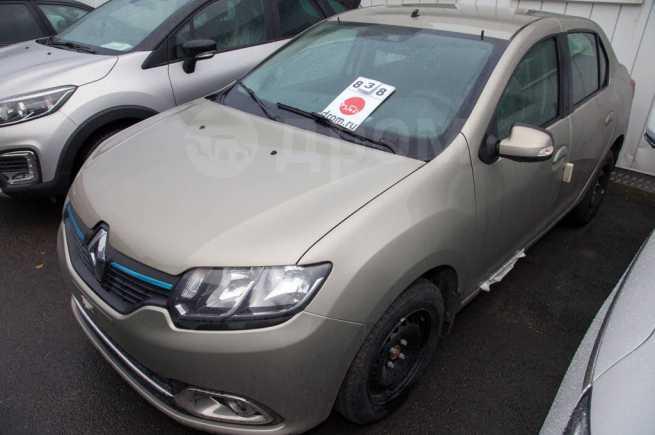 Renault Logan, 2017 год, 688 980 руб.