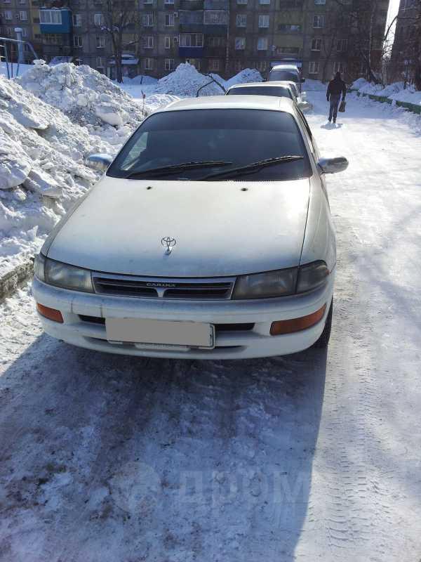 Toyota Carina, 1996 год, 140 000 руб.