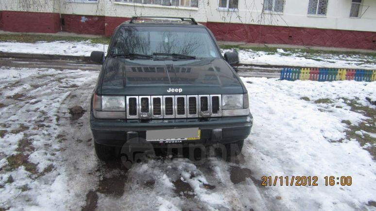 Jeep Grand Cherokee, 1993 год, 100 000 руб.