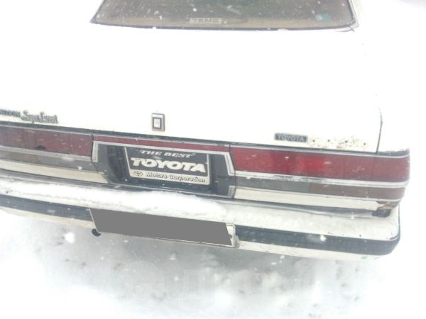 Toyota Chaser, 1988 год, 25 000 руб.