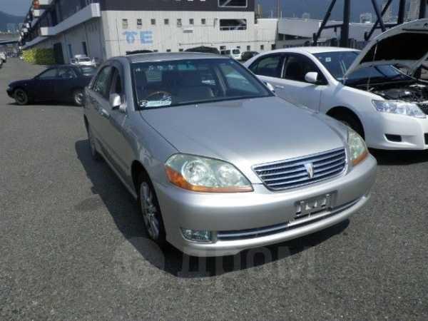 Toyota Mark II, 2004 год, 190 756 руб.