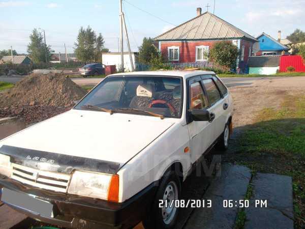 Лада 2109, 1996 год, 42 000 руб.