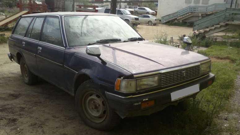 Toyota Mark II, 1986 год, 60 000 руб.