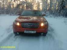 Красноярск Infiniti FX35 2003