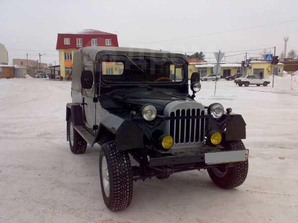ГАЗ 67, 1951 год, 500 000 руб.