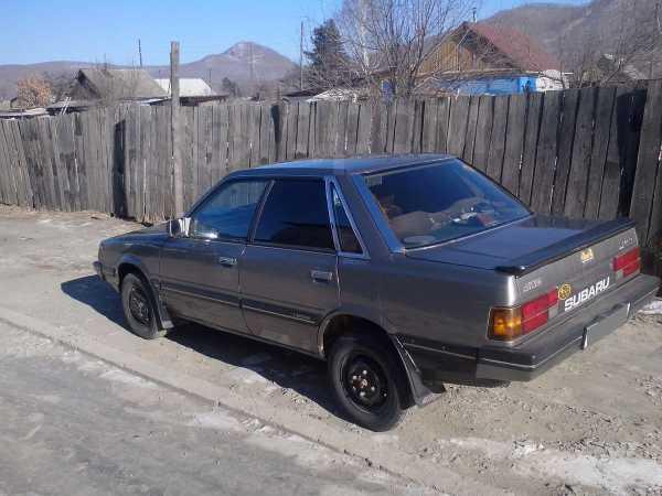 Subaru Leone, 1988 год, 60 000 руб.