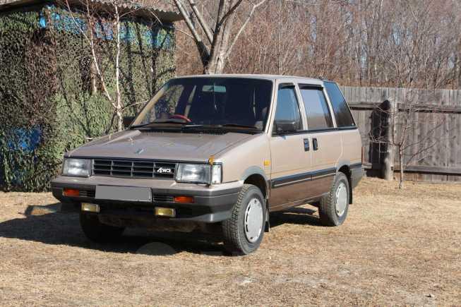 Nissan Prairie, 1988 год, 75 000 руб.