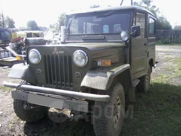 Mitsubishi Jeep, 1983 год, 180 000 руб.
