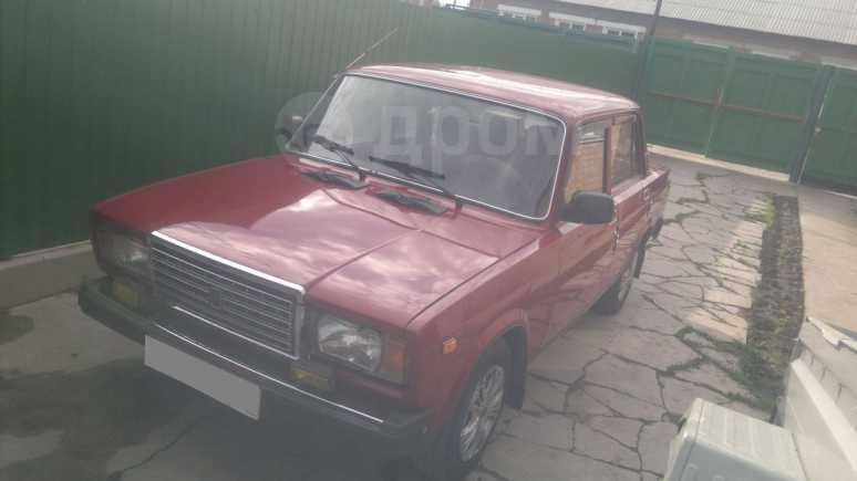Лада 2107, 2005 год, 83 000 руб.