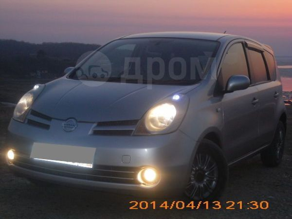 Nissan Note, 2005 год, 250 000 руб.