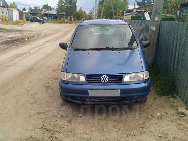 Volkswagen Sharan, 1997 год, 120 000 руб.