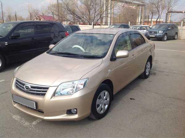 Toyota Corolla Axio, 2009 год, 435 000 руб.