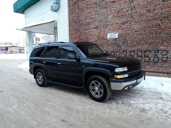 Chevrolet Tahoe, 2004 год, 780 000 руб.