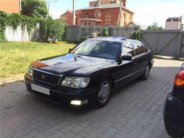 Lexus LS400, 1998 год, 440 000 руб.