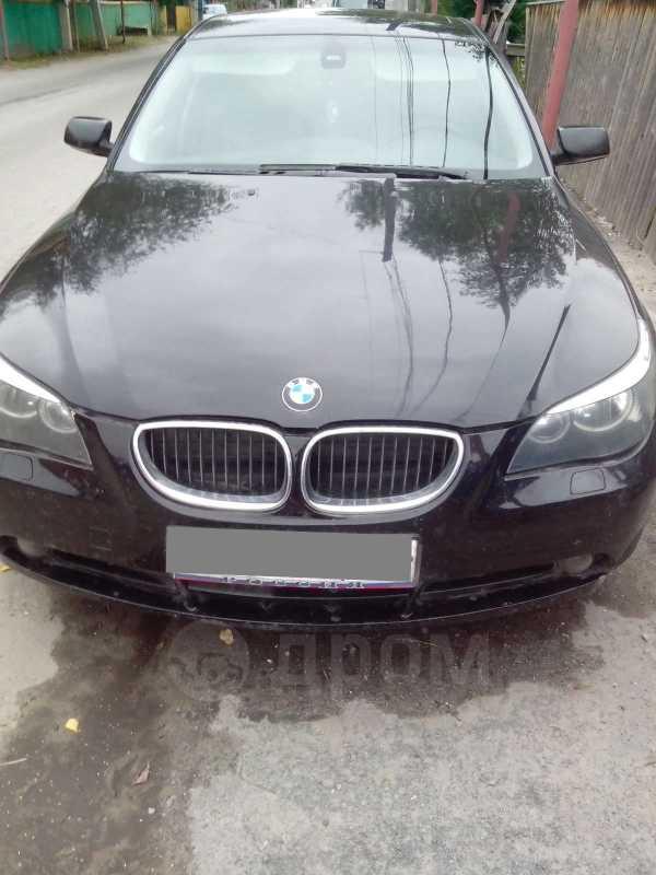 BMW 5-Series, 2004 год, 400 000 руб.