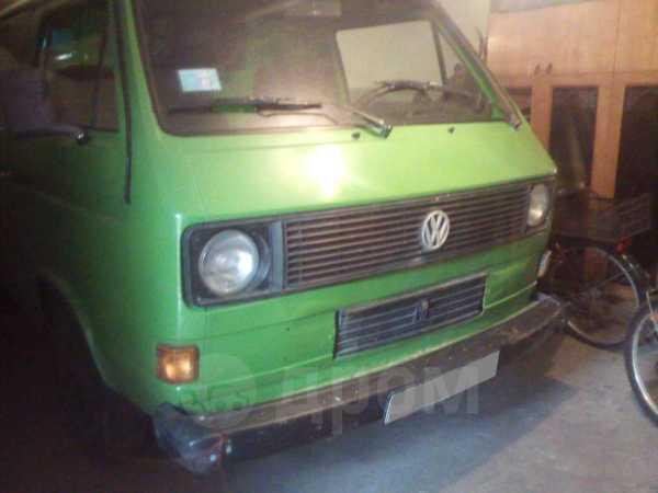 Volkswagen Transporter, 1988 год, 50 000 руб.