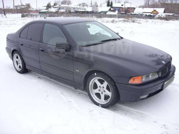 BMW 5-Series, 1997 год, 370 000 руб.