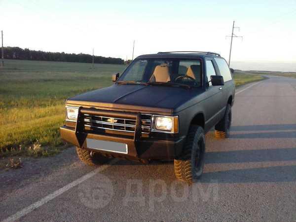 Chevrolet Blazer, 1988 год, 200 000 руб.