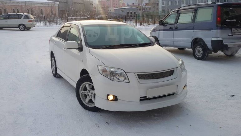 Toyota Corolla Axio, 2008 год, 530 000 руб.