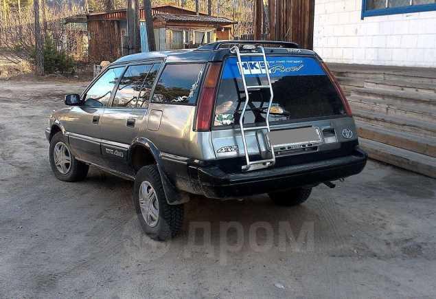 Toyota Sprinter Carib, 1992 год, 85 000 руб.